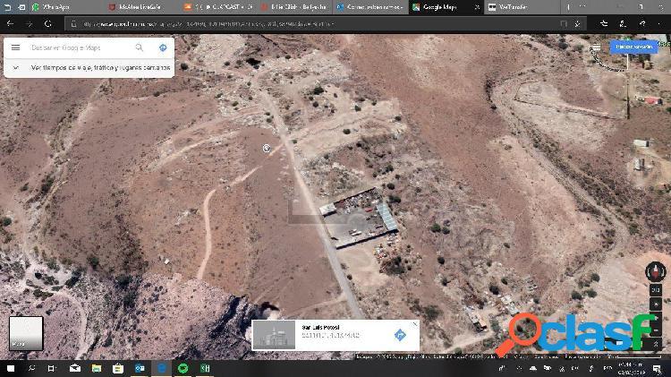 Terreno habitacional en venta en Escalerillas, San Luis