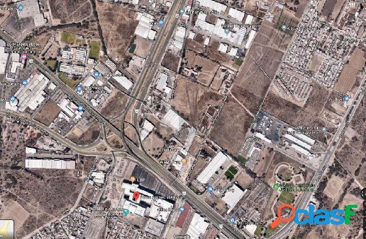 Terreno industrial en venta en Cerrito de Jerez, León,
