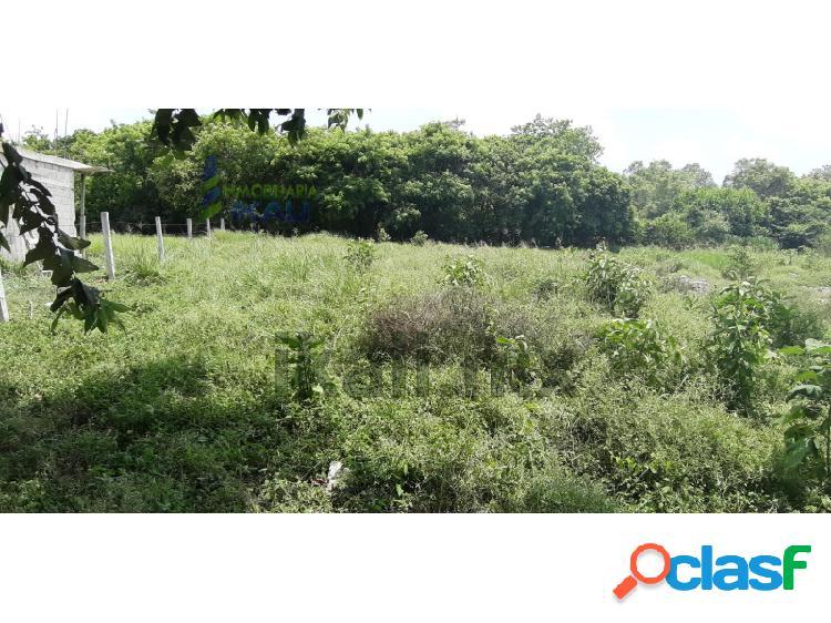 Venta Terreno 396 m² Col. Banderas Tuxpan Veracruz,