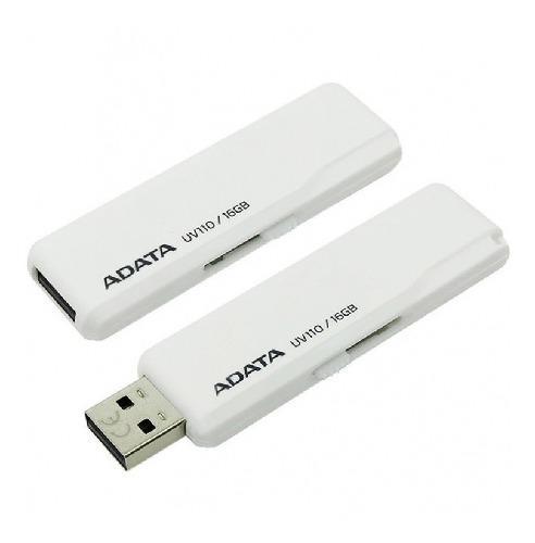 Adata Memorias Usb Portatil 16gb Retractil 2.0 C008 Nara /a