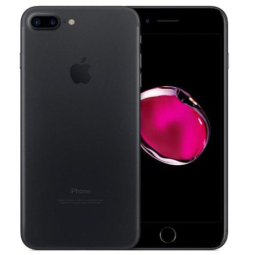 Apple iPhone 7 Plus Negro Libre De Fabrica Sellado Nuevo