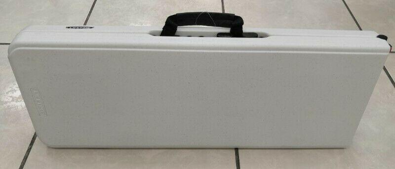 BANCA portafolio PLEGABLE sencilla y practica modelo