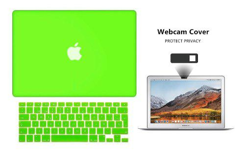 Carcasa + 1 Accesorio + Antispy Macbook Air 11 A1370 A1465