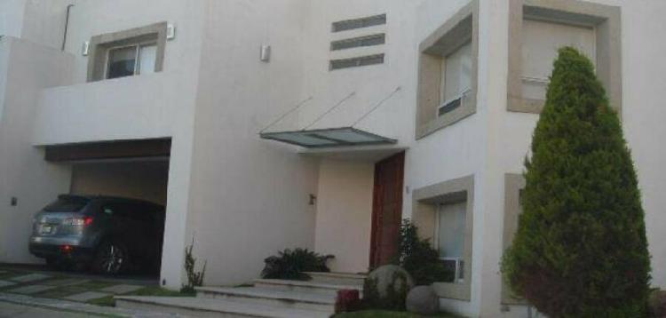 Casa en venta Residencial Santa Fe Angelopolis Puebla