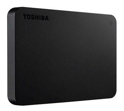 Disco Duro Externo Toshiba 1tb Mac Ps4 Xbox One Pc