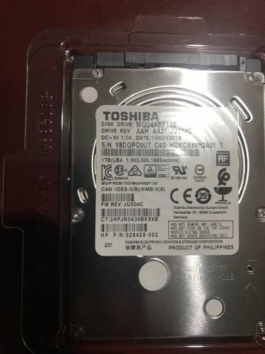 Disco Duro Interno Toshiba Mq04abf100 2.5'', 1tb, Sata Iii,