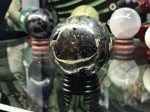 Esfera De Pirita.