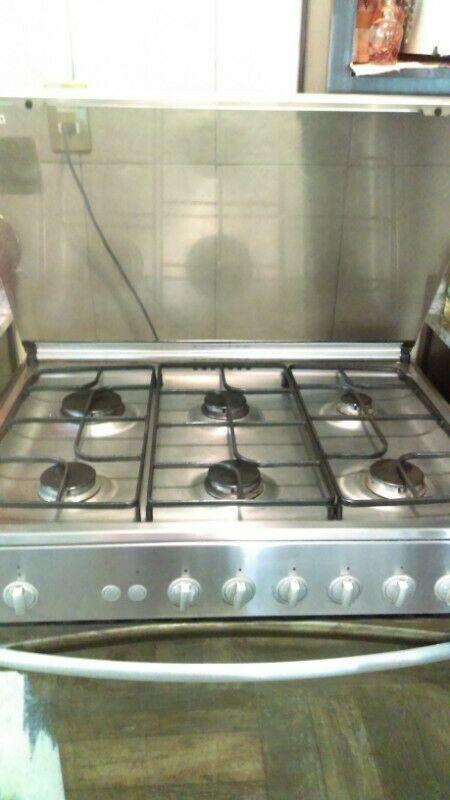 Estufa para cocina integral
