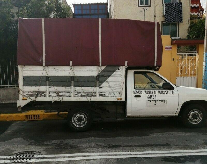 Fletes y renta de camionetas de carga