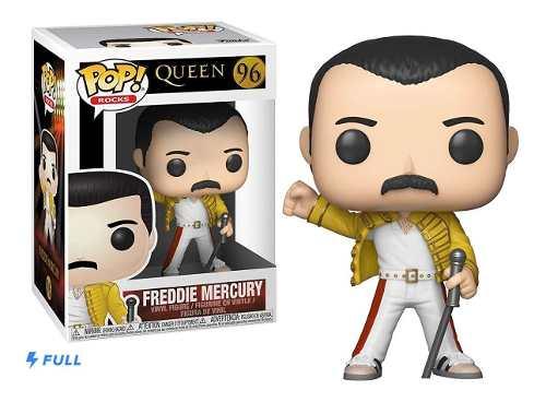 Funko Pop Freddie Mercury #96 Rock´s Wembley Oferta