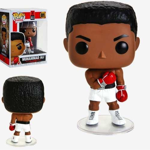 Funko Pop Muhammad Ali 01 Figura De Vinil Nueva