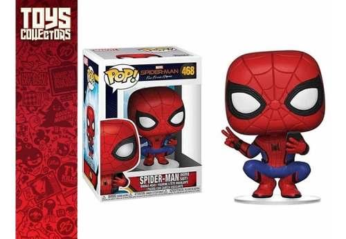 Funko Pop - Spiderman 468 Far For Home