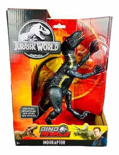 Indoraptor Dino Rivals Jurassic World Mattel