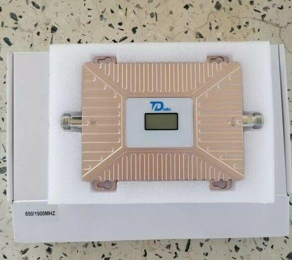 Kit Amplificador Señal 3g Telcel At&t Movistar 75db Nuevo