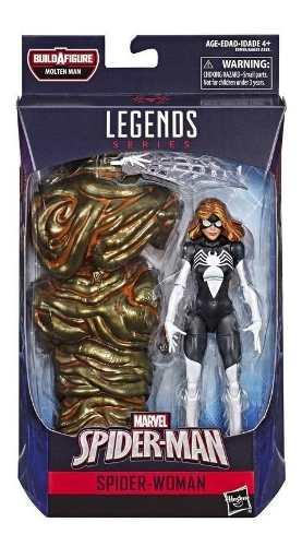 Marvel E Figura 6 Pulgadas Spider-man Marvel Legends Spi