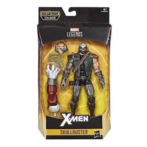 Marvel E Figura De Acción Marvel Legends X- Men Skull