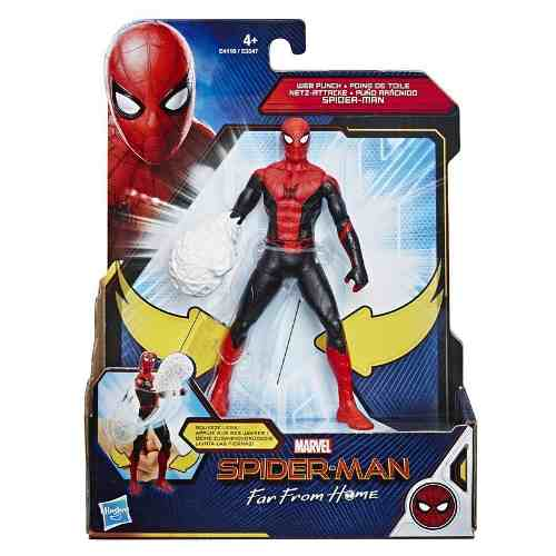 Marvel E Spider-man: Lejos De Casa - Figura De Acción