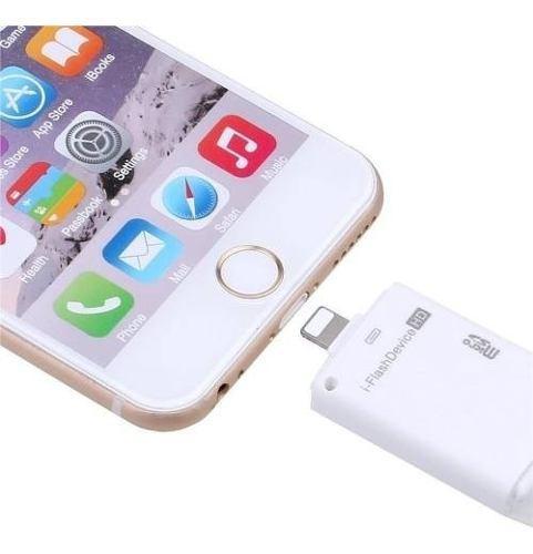 Memoria Para Celular Y Tablet Usb32gb Iflash Respaldoexterno