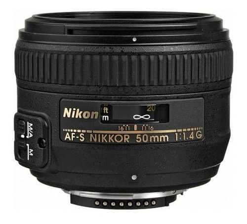 Nikon Lente Nikon Af-s Nikkor 50mm F/1.4g