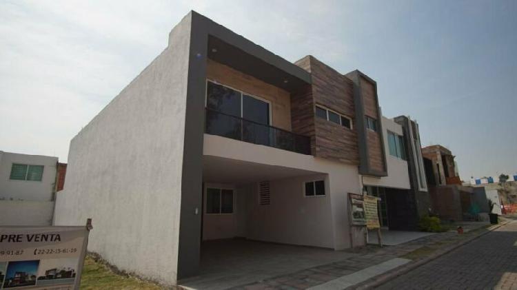 Preciosa casa nueva en venta fraccionamiento Arboreto por