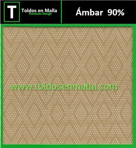 Rollo de Malla Sombra 90%