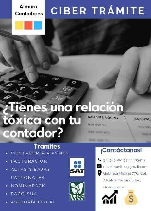 SERVICIOS DE CONTABILIDAD Y FACTURACION