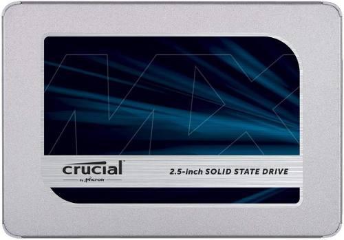 Ssd Crucial 1 Tb 3d Nand Sata 2.5 Ct1000mx500ssd1