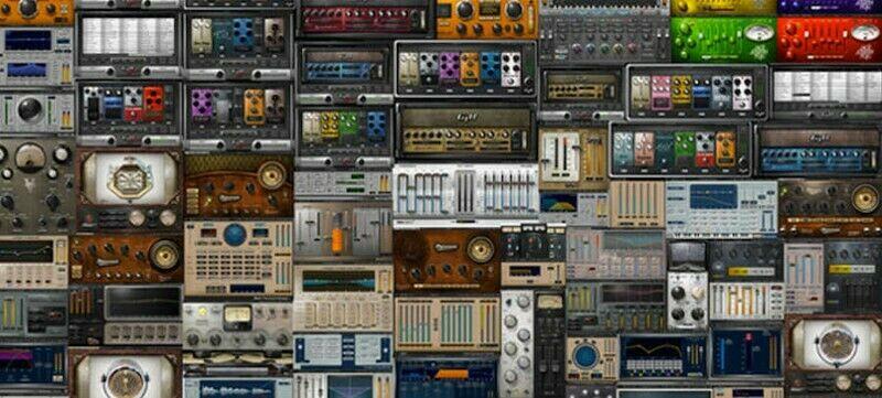 Todo en software y plugins para hacer música