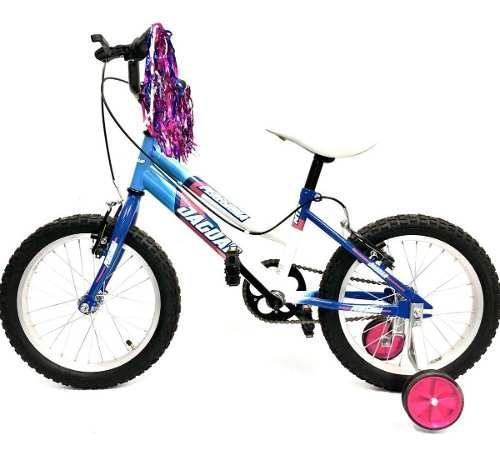 Bicicleta Infantil Peregrina Niña Rod 16 Ruedas