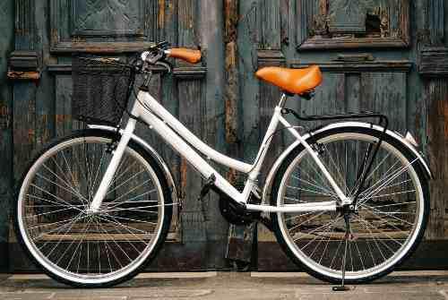 Bicicleta Vintage 5 Colores Personalizada C/tu Nombre 18 Vel