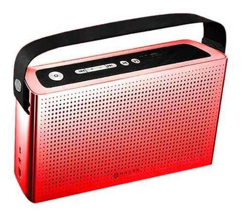 Bocina Vintage Portatil Naceb Na-0301 Bluetooth 3.5mm Usb
