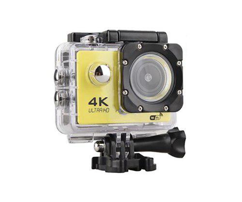 Camara Fotografica Video Deportiva Tipo Go Pro 4k Wifi /e