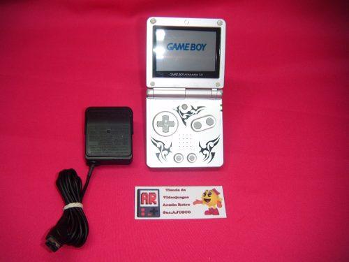 Consola Gameboy Advance Sp Edición Especial Tatu