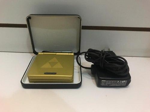 Consola Nintendo Game Boy Advance Sp Zelda Edition(original)