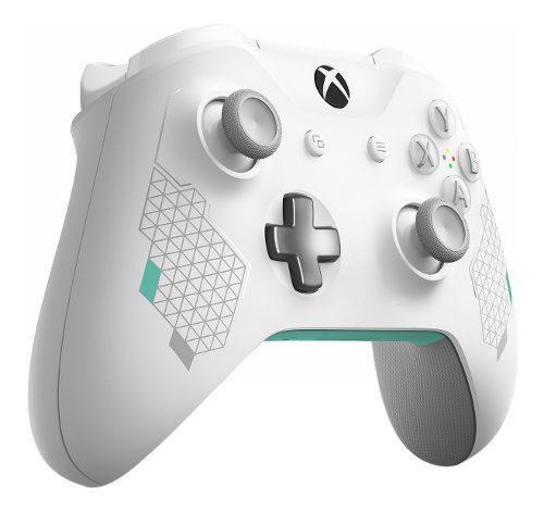 Control Inalámbrico Bluetooth Xbox One Sport White Nuevo