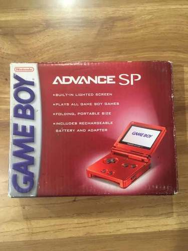 Game Boy Advance Original Flame Gba Consola