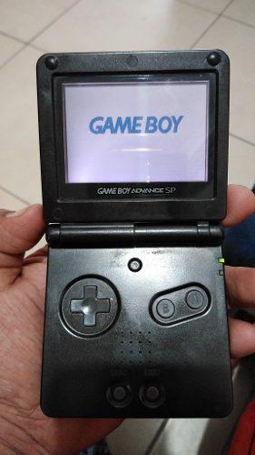 Game Boy Advance Sp Una Luz Barato Envio Gratis Con Un Juego