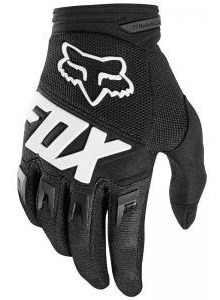 Guantes Fox Racing Dirtpaw Race Motocross Enduro Mtb Negro