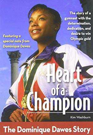 Libro - Heart Of A Champion: The Dominique Dawes Story (zond