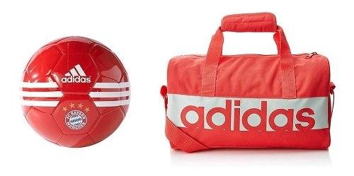 Maleta Deportiva adidas Linear Performance Mas Balon Bayern