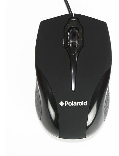 Mouse Alámbrico Usb Marca Polaroid Mod. Pmw-215pro