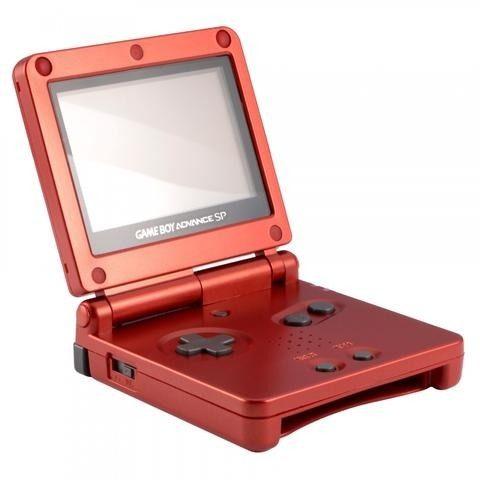 Nintendo Game Boy Advance Sp Una Luz Mygeektoy