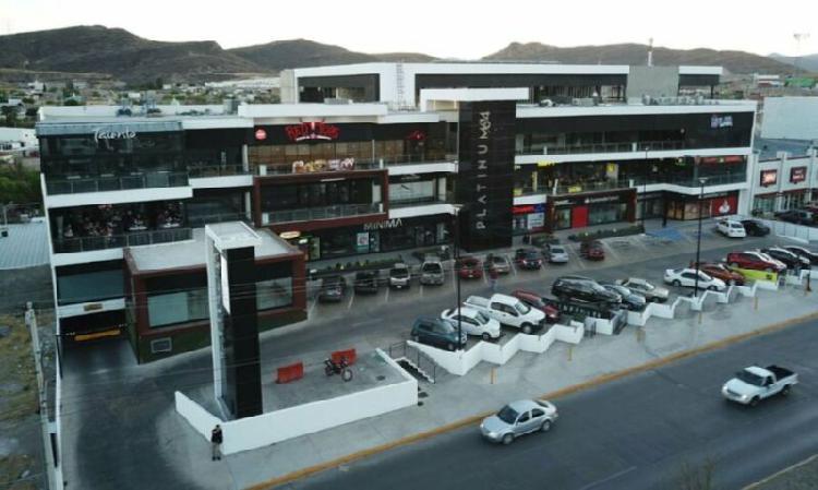 Oficina Corporativa Renta Plaza Platinum 614 GL2 33,965