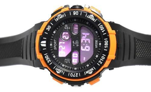 Reloj Mayoreo Digital 7 Luces