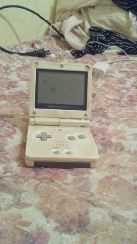 Se Vende Game Boy Sp Con Cartucho De Juego Super Mario Bros