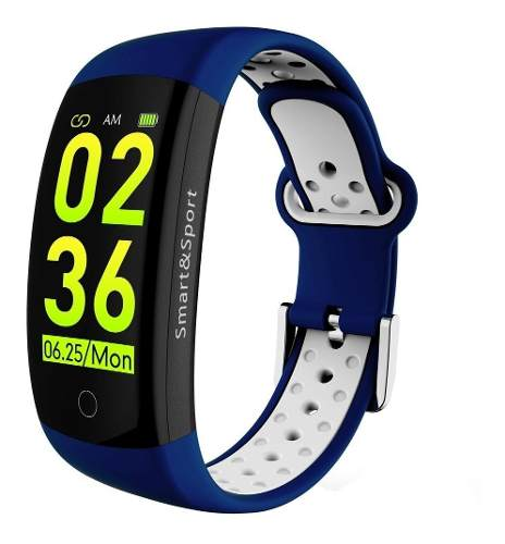 Smart Band Watch, Q6s, Reloj Deportivo, Ritmo Cardíaco