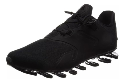 Tenis adidas Para Hombre Springblade Solyce Color Negro Full