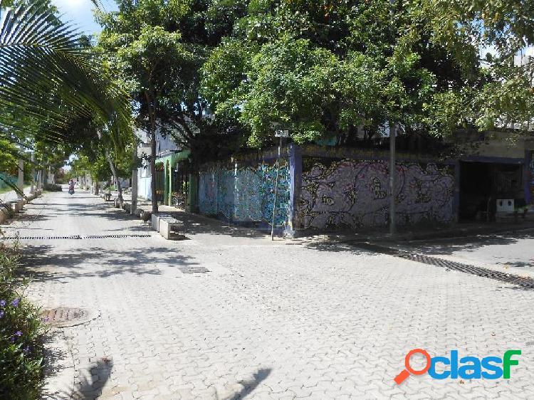 Terreno habitacional en venta en Playa del Carmen,