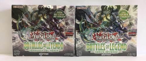 Yugioh Battle Of Legend: Hero´s Revenge