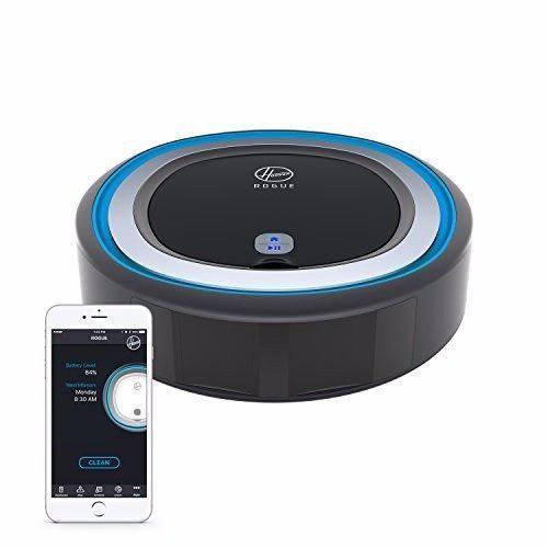 Aspiradora Robot Hoover Rogue 970 Con App! Mejor Que Roomba